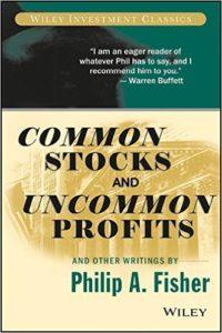 common stocks and uncommon profits Must Read Books For Stock Market Investors