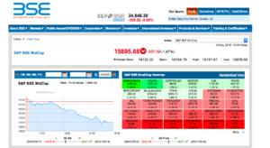 S&P Sensex midcap