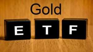 gold investment by gold etf