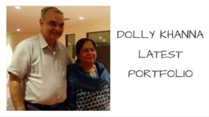 Top 10 stocks in Dolly Khanna Portfolio