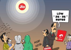 jio effect india