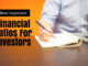 19 Most Important Financial Ratios for Investors