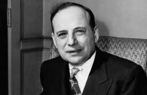 Benjamin Graham Photograph