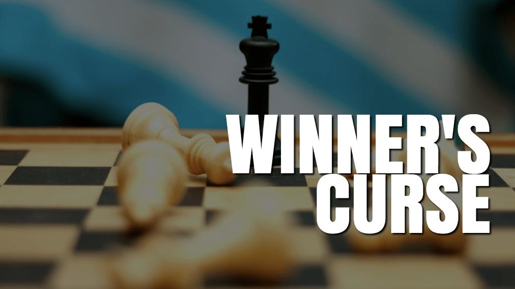 विजेता का अभिशाप- निवेश मनोविज्ञान
