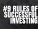 9 Simple Yet Powerful Rules of Successful Investing
