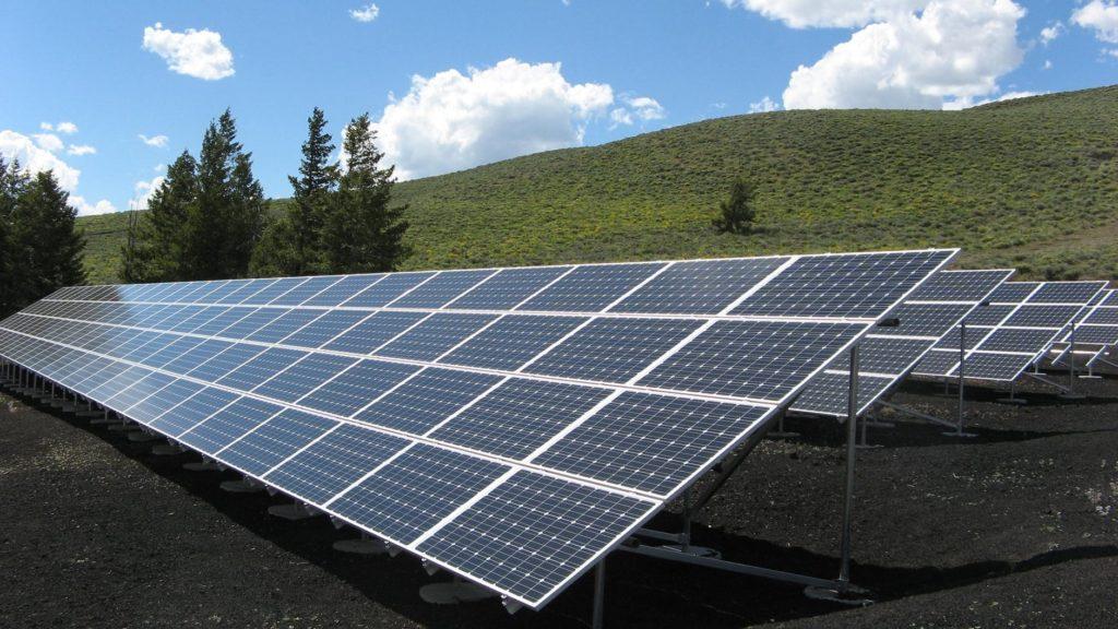 solar panel cells