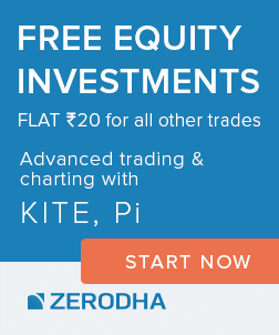 open brokerage free trading account with zerodha